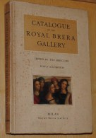 1933 Catalogue Of The Royal Brera Gallery ILLUSTRATED Fine Art PICTURES - Autres