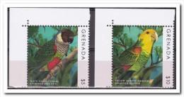 Greada 2014, Postfris MNH, Parrots - Grenada (1974-...)