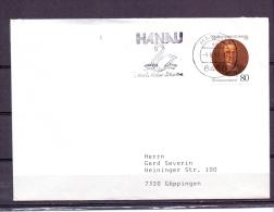 Deutsche Bundespost -  Hanau - Mein Lieber Schwan   (RM5724) - Swans