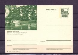 Deutsche Bundespost - Kreisstadt Gross Gerau     (RM5730) - Cygnes