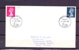 Great Britain  - Twickenham L.D.O. - Open Day - 22/7/1989  (RM5754) - Cygnes