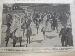 1905 MARIAGE AUX �CHASSES / GUERRE RUSSO JAPONAISE / PORT ARTHUR / CH�TIMENT EN AFGHANISTAN