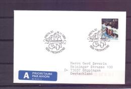 Norge  - Frefil 93 - Fredrikstad 26/11/1993  (RM6162) - Pingouins & Manchots