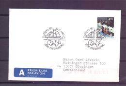 Norge  - Frefil 93 - Fredrikstad 26/11/1993  (RM6163) - Pingouins & Manchots