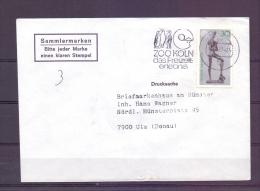 Deutsche Bundespost -  ZOO Kôln - 1977   (RM6357) - Pingouins & Manchots