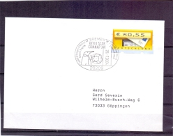 Deutschland - XXVIII Scar Comnap XVI - Bremen 26/7/2004  (RM6559) - Pingouins & Manchots