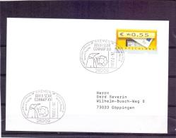 Deutschland - XXVIII Scar Comnap XVI - Bremen 26/7/2004  (RM6560) - Pingouins & Manchots