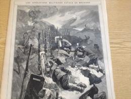1905 GUERRE RUSSO JAPONAISE / MOUKDEN / Louise MICHEL / Paul DOUMER Henri BRISSON / AFFAIRE SYVETON