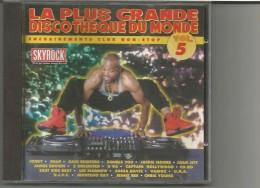 CD LA PLUS GRANDE DISCOTHEQUE DU MONDE - Musik & Instrumente