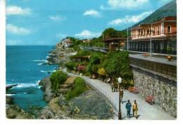 NERVI - Passeggiata A Mare E Scogliere - Genova