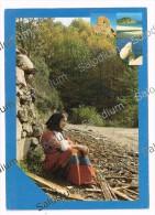 (*) DESULO Costumi  -  SARDEGNA -  XXL CARD - Big Format - Nuoro