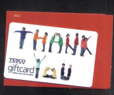 TESCO  GIFT CARD - Gift Cards