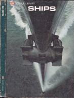 1965 Ships LIFE SCIENCE LYBRARY Illustrations Navires - Boeken, Tijdschriften, Stripverhalen