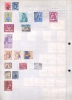 AFRICA GRAN LOTE DE TIMBRES CON BISAGRAS VOIR SCANS VER FOTOS MAS DE 560 TIMBRES DIFERENTES - Postzegels