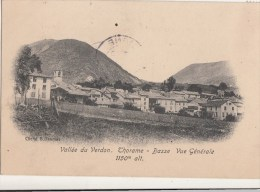 04 THORAME BASSE CLICHE DAUMAS - Other Municipalities