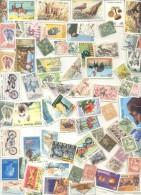 AFRICA GRAN LOTE DE TIMBRES CON BISAGRAS VOIR SCANS VER FOTOS MAS DE 130 TIMBRES DIFERENTES - Postzegels