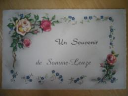SOMME-LEUZE _ Un Souvenir - Somme-Leuze