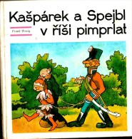 """Czechoslovakia 1969 - Picture Of Short Stories For Children """"Punch And Spejbl In The Realm Of Puppets"""" - Livres, BD, Revues"""
