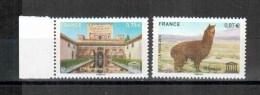 Frankreich / France - Dienstmarke UNESCO 2010 Kulturerbe Der Menschheit / World Heritage ** - UNESCO