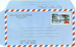 CIRC4 - N.LLE CALEDONIE AEROGRAMME 90F NEUF COTE 10.00 EUR - Luftpost