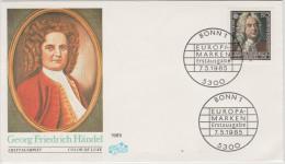 GERMANIA - GERMANY - ALLEMANDE - 1985 - Europa Cept - Bonn - FDC - 1985
