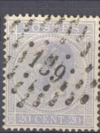 4Wv-888: N°18A: Ps189: HOOGLEDE - 1865-1866 Profil Gauche