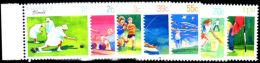 Australia 1989 Sports 1989 Issues, Unmounted Mint. - 1980-89 Elizabeth II