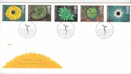 Great Britain 1995 Springtime FDC - FDC