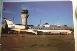KLM EXEL   EMBRAER 145   PH RXB - 1946-....: Moderne