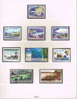 POLYNESIE LOT DE TIMBRES DE 2005 NEUFS - Polynésie Française