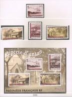 POLYNESIE LOT DE TIMBRES DE 2003 NEUFS - Polinesia Francese