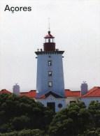 Postcard - Manhenha Lighthouse, Portugal. A - Lighthouses