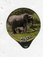 opercule  de creme elephant