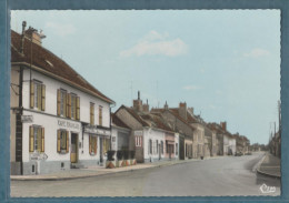 10 -  PINEY - Rue Des Frères Hubert  - Non écrite - 2 Scans - 10.5 X 15 - CIM COMBIER - Frankreich
