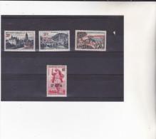 REUNION : Y&T : *  : 306-310-317-311 - Réunion (1852-1975)