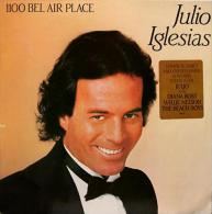 * LP *  JULIO IGLESIAS - 1100 BEL AIR PLACE (Holland 1984 CBS Orange Label) - Disco, Pop