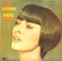* LP *  SWEET SOUVENIRS OF MIREILLE MATHIEU (France 1968) - Vinylplaten