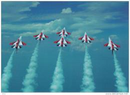 Black Knights Singapore Air Force Aerobatics - 1946-....: Modern Era