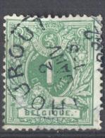 4Wv-860: N° 26 : E9: THOUROUT - 1869-1888 Lion Couché