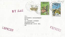 Ghana 1996 Tema PANAFEST Cape Coast Castle Pottery Cover - Ghana (1957-...)