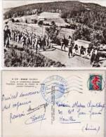 STRUTHOF - Camp De Concentration Allemand - Prisonniers Rentrant Du Travail     (70655) - France