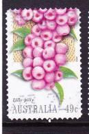 2002. AUSTRALIAN DECIMAL. Flora. (Flowers - General). 50c. Bush Tucker - Lilly-Pilly (Acmena Smithii). P&S. FU. - 2000-09 Elizabeth II