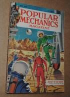 Vtg 1950 May POPULAR MECHANICS MAGAZINE Rocket To The Moon - Livres, BD, Revues