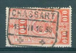 """BELGIE - OBP Nr TR 136 - Cachet """"CHASSART""""  -  (ref. 3181) - Bahnwesen"""