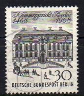 Berlin 320 O - Oblitérés