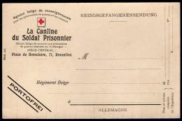 """Carte Neuve """"la Cantine Du Soldat Prisonnier"""" !"""