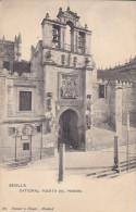 SEVILLA - Catedral; Puerta Del Perdon , Spain , 1900-10s - Sevilla