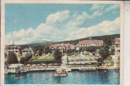 A 9220 VELDEN, Hotel Mösslacher, 1953 - Velden