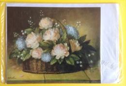 Carte De Correspondance Avec Enveloppe Sous Film De 16,5x22,5 Cm - Other Collections