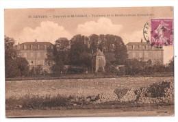 CP, 58, NEVERS, Couvent De St-Gildard - Tombeau De La Bienheureuse Bernadette, Voyagé En 1934 - Nevers